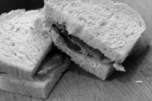 Gritty Sandwich