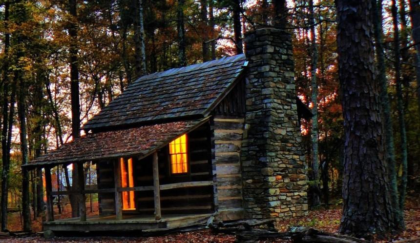 frontier_cabin